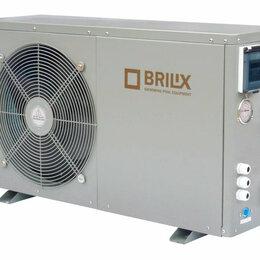 Тепловые насосы - Тепловой насос для бассейна BRILIX XHPFD 160, 0