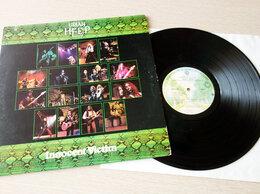 Музыкальные CD и аудиокассеты - Uriah Heep - Innocent Victim 1977 Orig. US Lp, 0