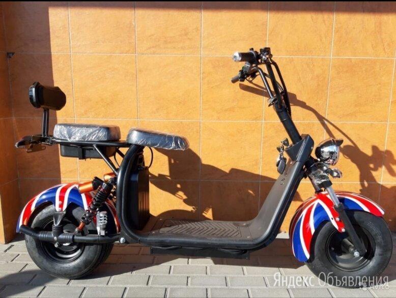 Скутер электрический по цене 52990₽ - Мототехника и электровелосипеды, фото 0