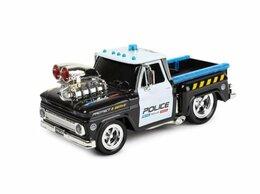 Радиоуправляемые игрушки - Машинка на радиоуправлении Полиция Полицейская…, 0