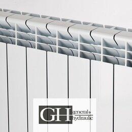 Радиаторы -  Радиатор отопления алюминиевый Faliano AL 500x80, цена за 1 секцию, 0