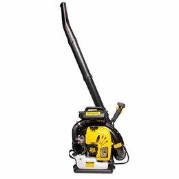 Воздуходувки и садовые пылесосы - Воздуходувка Champion GBR376, 0