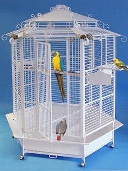 Клетки и домики - Клетки для попугаев - производство Австрия, Чехия, 0