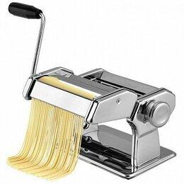 Пельменницы, машинки для пасты и равиоли - Машинка для изготовления домашней лапши, пасты…, 0