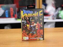 Игры для приставок и ПК - Картридж Sega Bare Knuckle, 0