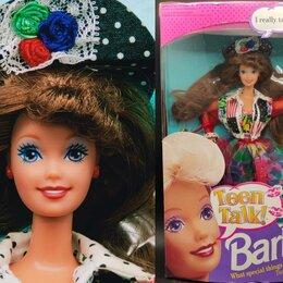 Куклы и пупсы - Барби говорящая, Тин Ток, 1991 год, 0