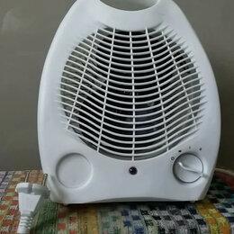 Обогреватели - Обогреватель тепловой вентилятор мощный, 0