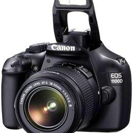 Фотоаппараты - Canon EOS 1100D (зеркальный цифровой фотоаппарат), 0