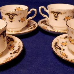 Кружки, блюдца и пары - Чайные пары Royal Stafford «Balmoral», 0