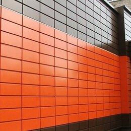 Стеновые панели - Фасадные кассеты, 0