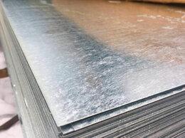 Металлопрокат - Гладкий (плоский) лист оцинкованный, 0
