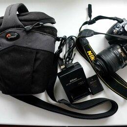 Фотоаппараты - Зеркальный Фотоаппарат Nikon D3100 [18-55mm], 0