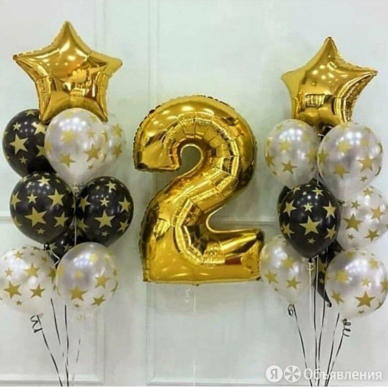 Набор шаров №70 по цене 1925₽ - Воздушные шары, фото 0