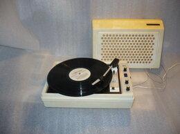 """Проигрыватели виниловых дисков - Проигрыватель виниловых пластинок """"Концертный-304"""", 0"""