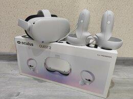 Очки виртуальной реальности - Шлем VR Oculus Quest 2 комплект гарантия, 0
