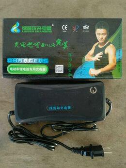Аккумуляторы и зарядные устройства - Зарядное устройство Li-ion аккумуляторов 60V/2A…, 0