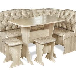 Мебель для кухни - Кухонный уголок Орхидея Люкс Латте, 0