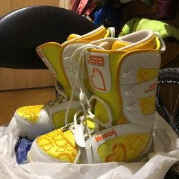 Ботинки - Ботинки для сноуборда женские 39 размер, 0