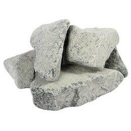 Камни для печей - Камень для бани Банные Штучки Габбро-Диабаз обвало, 0