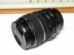 Объективы - Canon EF-S 17-85mm f/4-5.6 IS USM, 0