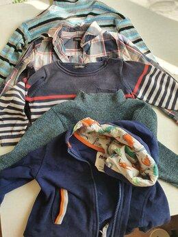 Свитеры и кардиганы -  Вещи для мальчика весна р.86-92, 0