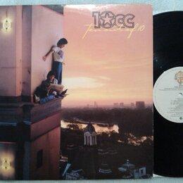 Музыкальные CD и аудиокассеты - 10 CC - Ten Out Of 10 - USA - Идеал - 1-й пресс, 0