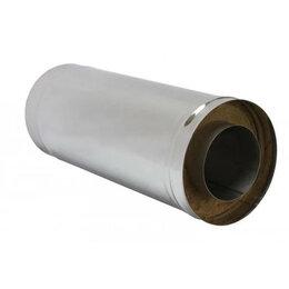 Дымоходы - Сэндвич труба 110.115.120/200 н/оц-1м, 0