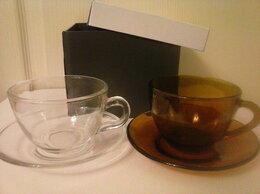 Кружки, блюдца и пары - 2 чайные пары, 0