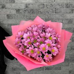 Цветы, букеты, композиции - Букет из хризантем, 0