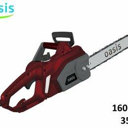 Электро- и бензопилы цепные - Пила цепная электрическая Oasis ES-16, 0