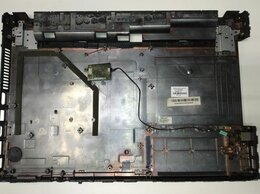Аксессуары и запчасти для ноутбуков - Нижняя часть корпуса, поддон ноутбука HP ProBook…, 0