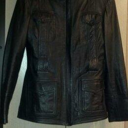 Куртки - .куртка из кожи ягнёнка, 0