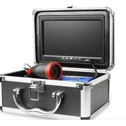 Эхолоты и комплектующие - СОМ-7S камера для рыбалки в кейсе 7 дюймов 15 метров, 0