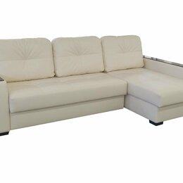 Диваны и кушетки - Палермо 9 МДФ Гранд угловой диван-кровать, 0