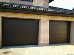 Заборы и ворота - Ворота гаражные, 0