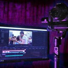 Фото и видеоуслуги - Видеомонтаж, монтаж видео, 0