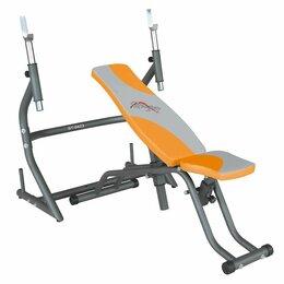 Другие тренажеры для силовых тренировок - Cкамья атлетическая ST-9423, 0