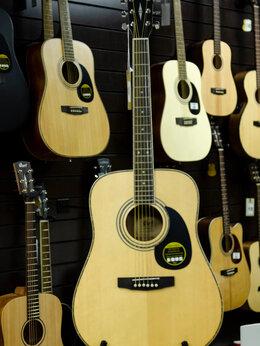 Акустические и классические гитары - Акустическая гитара Cort AD880-NS Standard Series, 0