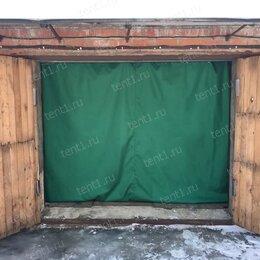 Тенты строительные - Шторы для гаража (Оксфорд/брезент), 0