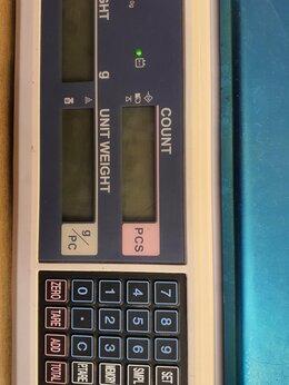 Весы - Весы CAS EC-06 и CAS EC-30. , 0