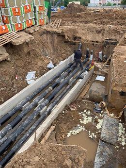 Строительная бригада - Требуются рабочие по строительству тепловой сети, 0