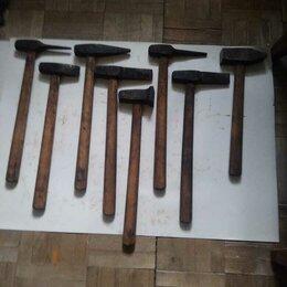Молотки и кувалды - Кузнечный инструмент 18 предметов (клещи+молотки+кувалда+циркули) , 0