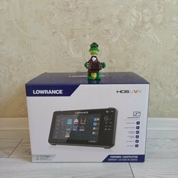 Эхолоты и комплектующие - Lowrance HDS-9 Live Active Imaging 3в1, 0