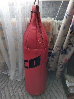 Тренировочные снаряды - Груша/мешок для бокса LECO 25кг, 0