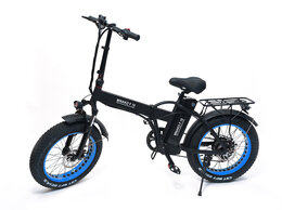 Мототехника и электровелосипеды - Электровелосипед Minako F10, 0