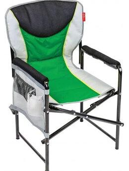 Походная мебель - Стул кресло туристическое с карманом до 100 кг , 0