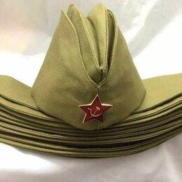 Военные вещи - пилотка военная (солдатская) со звездой, 0