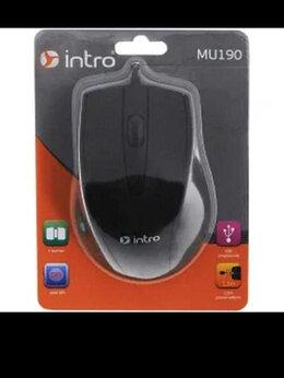 Мыши - Мышь INTRO MU190, 0