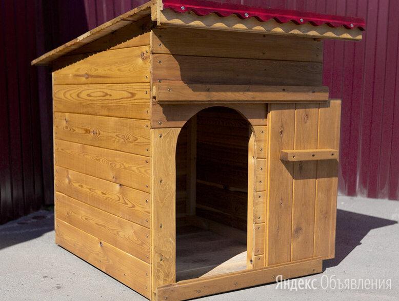 Собачьи будки по цене 4300₽ - Клетки, вольеры, будки , фото 0