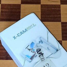 Прочее оборудование - X-Cam Sight 2 электронный стедикам предназначен для работы со смартфонами, 0